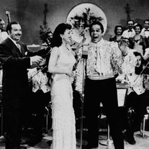 Image for 'Xavier Cugat and His Orchestra'