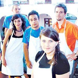 Image for 'Los Cocineros'
