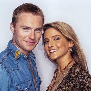 Image for 'Ronan Keating & Jeanette'