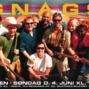 Image for 'Gnags; Ivan Sørensen; Jacob Riis Olsen; Jens G. Nielsen; Mads Michelsen; Per Chr. Frost; Peter A.G. Nielsen'