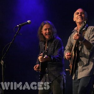 Image for 'Larry Carlton With Special Guest Robben Ford'