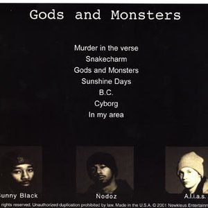 Image for 'Original Vibe Monsters'
