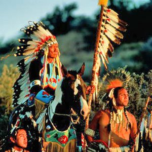 Image for 'Indios de America'