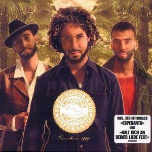 Bild für 'Freundeskreis Feat. Gentleman, Sekou, Andres & Tommy W'