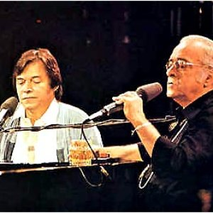 Bild für 'Tom Jobim e Vinícius de Moraes'
