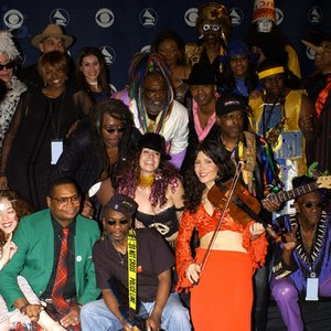 Image pour 'George Clinton & the P-Funk All Stars'
