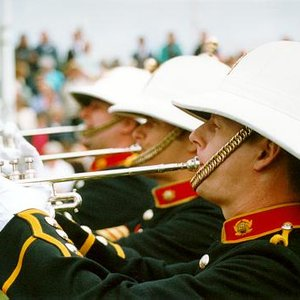 Immagine per 'The Band Of H M Royal Marines'