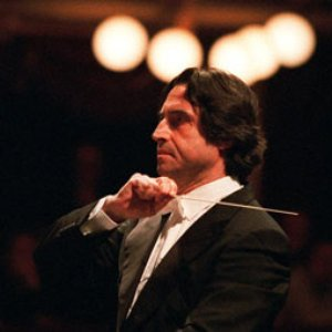 Image for 'Claudio Abbado & Chicago Symphony Orchestra'