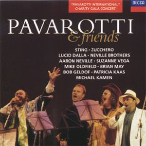 Image for 'Luciano Pavarotti & Sting'