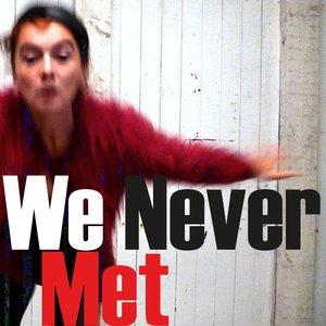 Image for 'We Never Met'