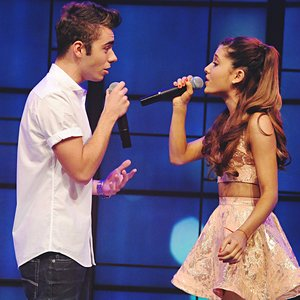 Image for 'Ariana Grande & Nathan Sykes'