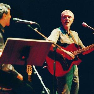 Image for 'Caetano Veloso & David Byrne'