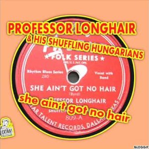 Image for 'Professor Longhair & His Shuffling Hungarians'