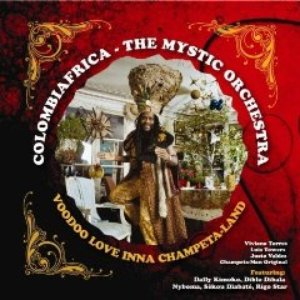 Image for 'Colombiafrica - The Mystic Orchestra'