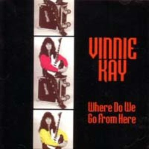 Image for 'Vinnie Kay'