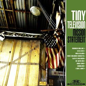 """Tiny Television""的封面"