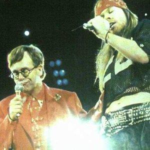 Image for 'Queen + Elton John + Axl Rose'