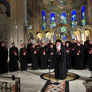 Image for 'Greek Byzantine Choir'