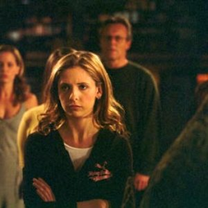 Image for 'Anthony Stewart Head, James Marsters, Michelle Trachtenberg, Orchestra & Sarah Michelle Gellar'