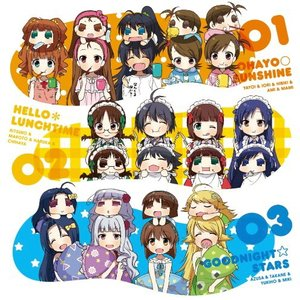 Image for '765PRO ALLSTARS featuring ぷちどる'