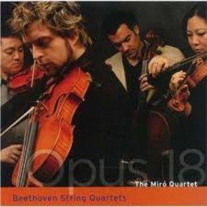 Image for 'Miró Quartet'
