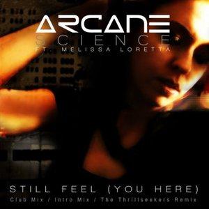 Image for 'Arcane Science Feat. Melissa Loretta'