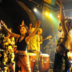 Image for 'Jaribu Afrobeat Arkestra'