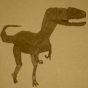 Image for 'Wooden Dinosaur'