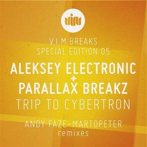 Image for 'Aleksey Electronic & Parallax Breakz'