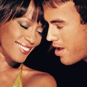 Image for 'Whitney Houston & Enrique Iglesias'