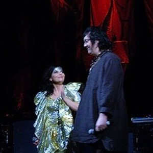Image pour 'Björk & Anthony Hegarty'