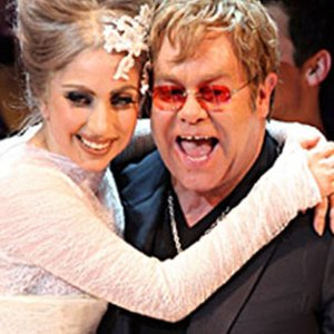 Image for 'Elton John feat. Lady Gaga'