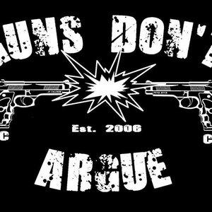 Image for 'Guns Don't Argue'