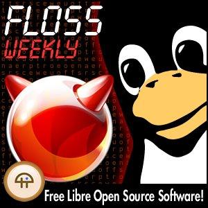 Imagem de 'FLOSS Weekly'