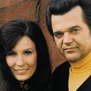 Image pour 'Conway Twitty & Loretta Lynn'