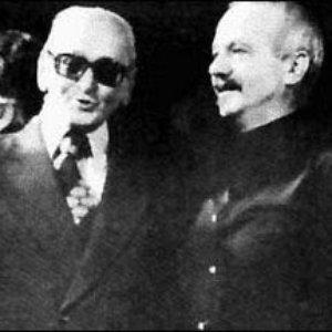 Image for 'Astor Piazzolla & Osvaldo Pugliese'