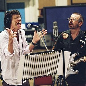 Immagine per 'Mick Jagger And Dave Stewart'