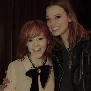 Image for 'Lindsey Stirling Featuring Lzzy Hale'