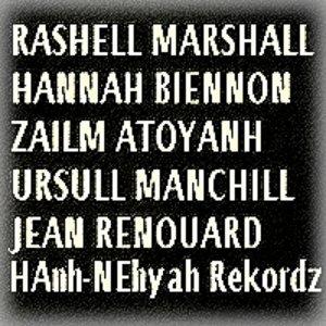 Bild för 'Marshall - Zailm - Manchill - Renouard'