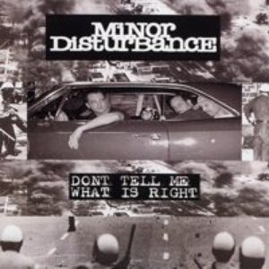 Image for 'Minor Disturbance'