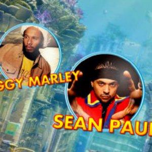 Image pour 'Sean Paul & Ziggy Marley'