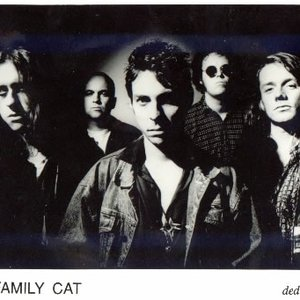 """The Family Cat""的封面"