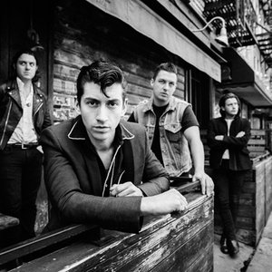 Immagine per 'Arctic Monkeys'