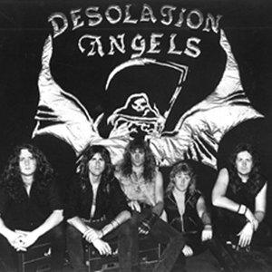 """""""Desolation Angels""""的封面"""