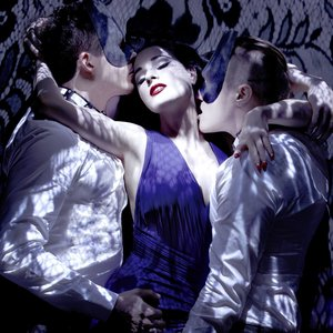 Image for 'Monarchy feat. Dita Von Teese'