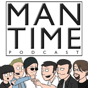 Image for 'Man Time'