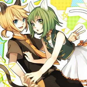 Image for 'GUMI・鏡音レン'
