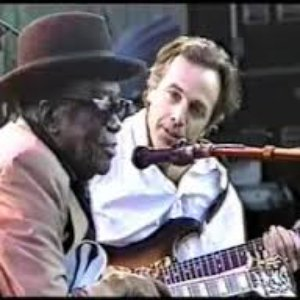Image for 'John Lee Hooker & Ry Cooder'