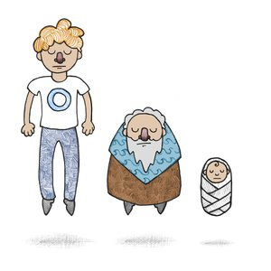 Image for 'Adults, The Elderly, and Children'