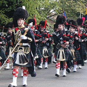 Image for 'Pride Of Murray Pipe Band'
